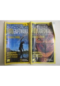 Szkoła fotografowania National Geographic, Część I i II