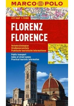 Plan Miasta Marco Polo. Florencja