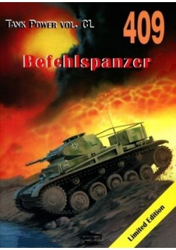 Befehlspanzer. Tank Power vol. CL 409