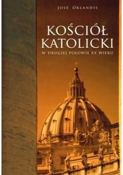 Kościół katolicki w drugiej połowie XX wieku