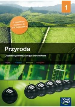 Przyroda LO 1 podręcznik w.2013 NE