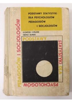 Podstawy statystyki dla psychologów pedagogów i socjologów