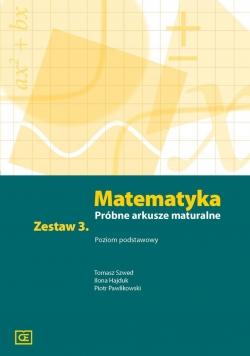 Matematyka LO Próbne arkusze maturalne z.3 ZP