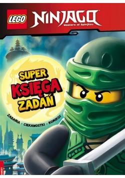 Lego Ninjago. Super Księga Zadań