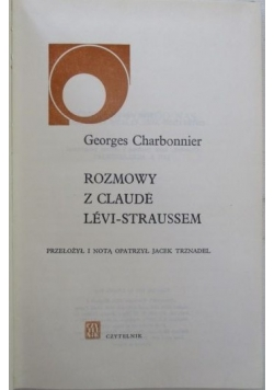 Rozmowy z Claude Levi-Straussem