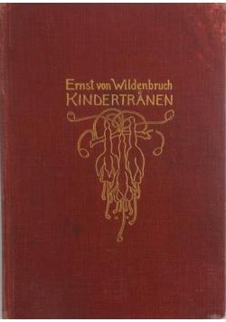 Kindertranen, 1909 r.