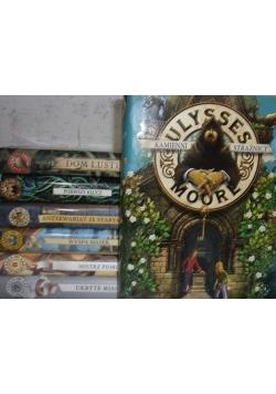 Ulysses moore, zestaw 7 książek