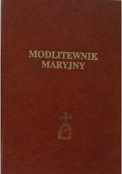 Modlitewnik Maryjny