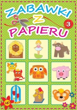 Zabawki z papieru 3