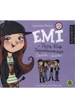 Emi i Tajny Klub Superdz. T.5 Źrebaki i rumaki CD