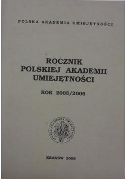 Rocznik Polskiej Akademii Umiejętności