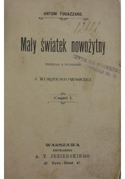 Mały światek nowożytny - Cz. 2 ,1902 r.