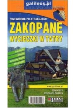 Przewodnik - Zakopane. Wycieczki w Tatry