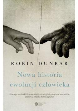 Nowa historia ewolucji człowieka TW