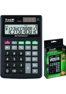 Kalkulator biurowy TR-2296T 12 pozycji