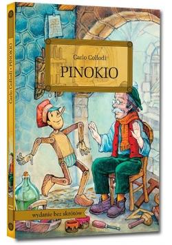 Pinokio z oprac. okleina GREG