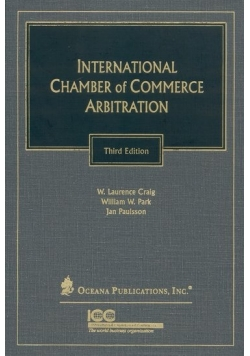 International chamber of commerce arbitration