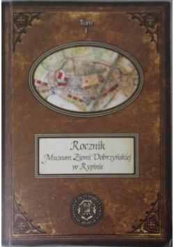 Rocznik Muzeum Ziemi Dobrzyńskiej w Rypnie, tom 1