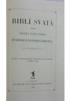 Bibli svata