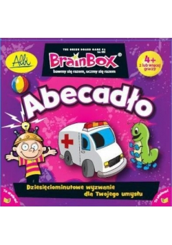 BrainBox Abecadło ALBI