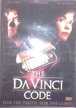 The Davinci code, płyta DVD