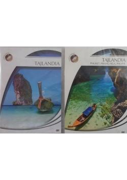 Tajlandia, zestaw 2 płyt DVD