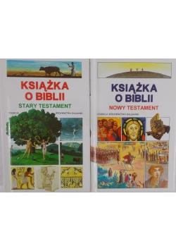 Książka o Biblii Stary Testament/Książka o Biblii Nowy Testament