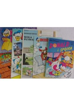 Komiksy Kaczor Donald, 5 komiksów
