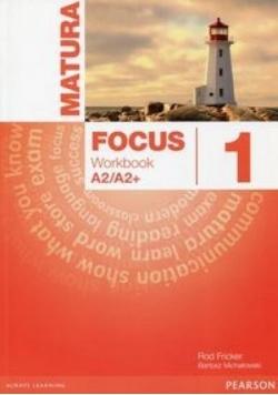 Matura Focus 1 PL WB wieloletnie PEARSON