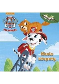 Psi Patrol. Kocie kłopoty
