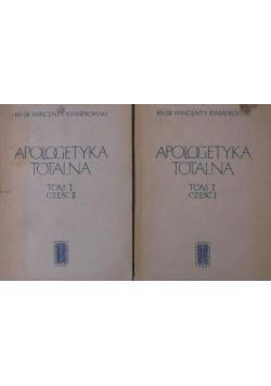 Apologetyka totalna, tom I, cz. 1 Tom II  cz. 2