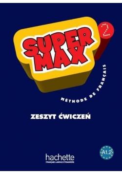 Super Max 2 ćwiczenia PL HACHETTE