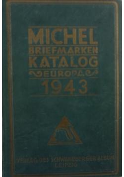 Katalog, 1943 r.