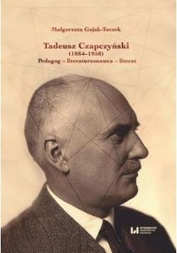 Tadeusz Czapczyński (1884-1958)