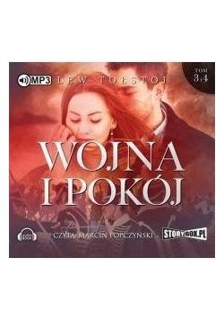 Wojna i pokój Tom 3-4. Audiobook