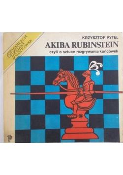 Akiba Rubinstein czyli o sztuce rozgrywania końcówek