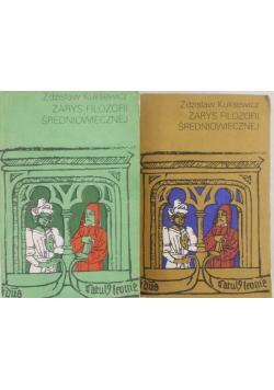 Zarys filozofii średniowiecznej , wydanie 2 i 3.