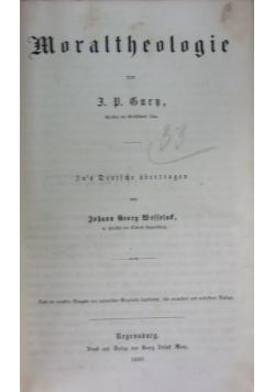 Moraltheologie, 1869 r.