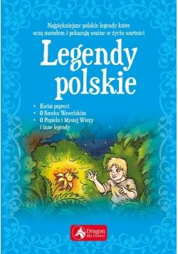 Legendy polskie wyd.2018