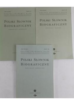 Polski Słownik Biograficzny,Tom XXXVIII, zeszyty 156-158