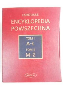 Larousse. Encyklopedia powszechna, Tom I-II