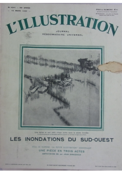 L'illustration journal hebdomadaire universel, 1930r.
