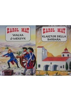 Walka o Meksyk/ Klasztor Della Barbara