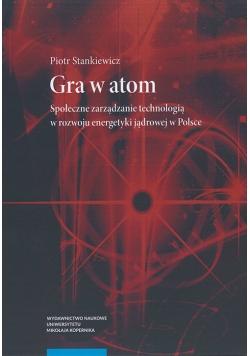 Gra w atom