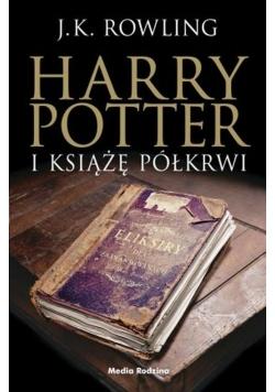 Harry Potter 6 Książe Półkrwi TW (czarna edycja)