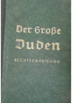 Der grosse Duden, 1941r.
