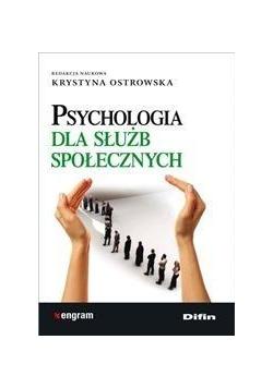Psychologia dla służb społecznych