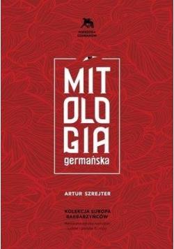 Mitologia germańska. Opowieści o bogach północy