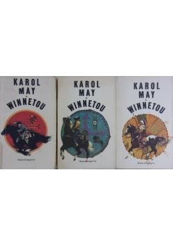 Winnetou ,Tom I,II,III