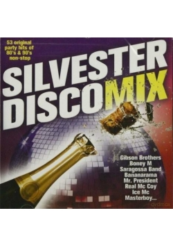 Silvester Disco Mix (2CD)
